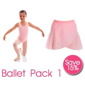 Childrens Ballet Pack 1