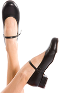 Energetiks Tap Shoe - Low Heel