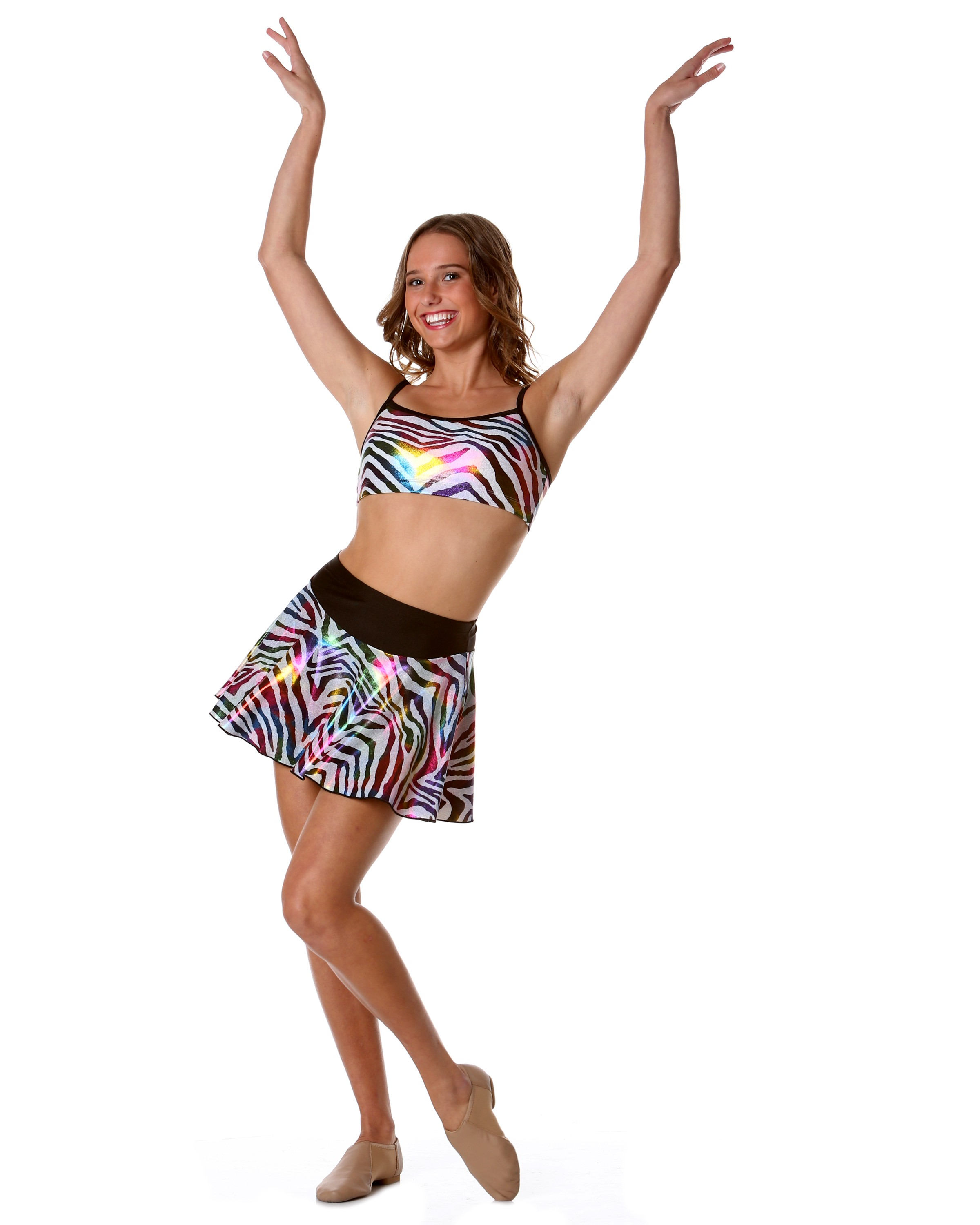 Studio 7 Safari Hot Skirt - Adults