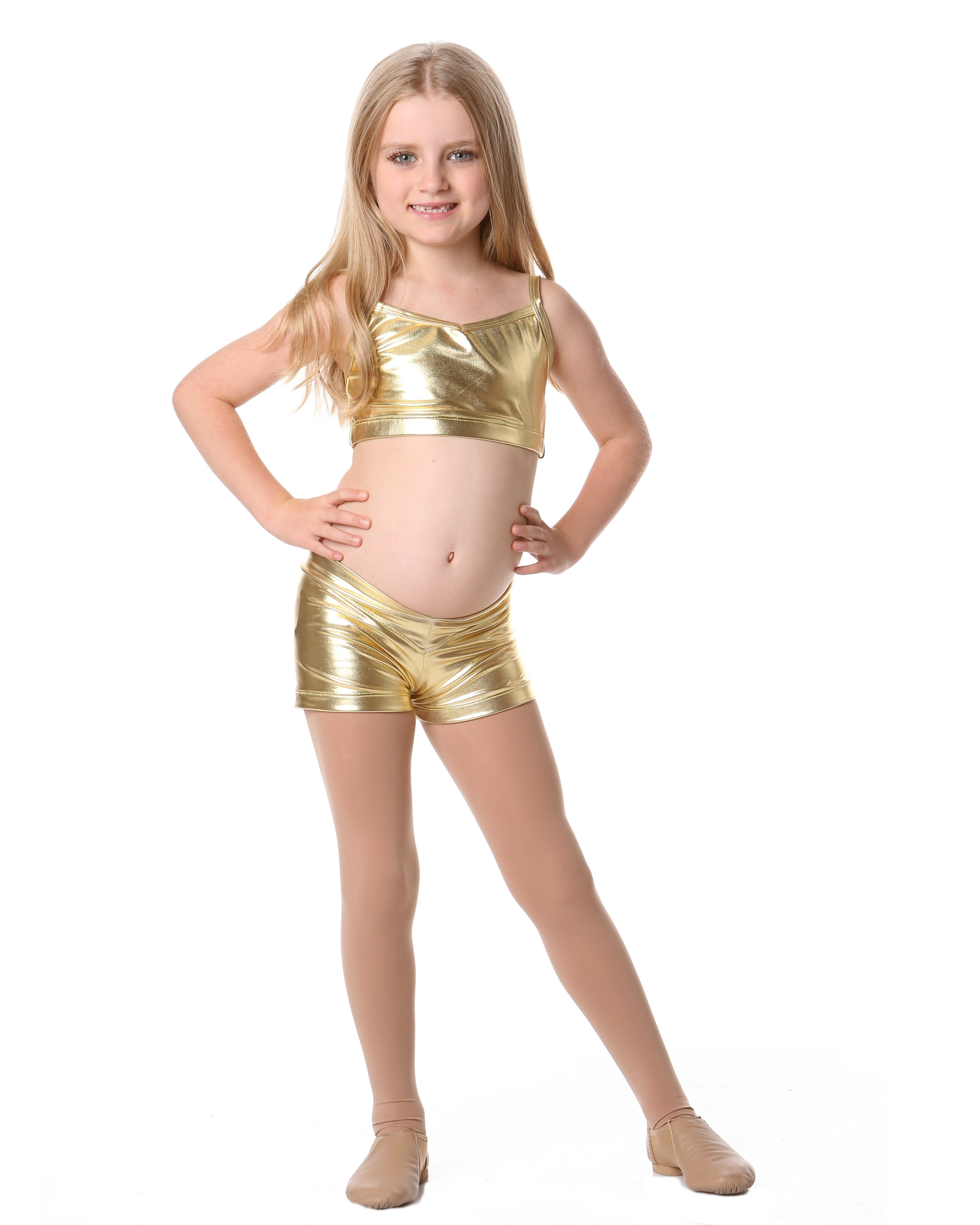 Studio 7 Camisole Crop Top - Childs