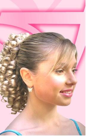 Viva Fiesta Dancer's Wiglet
